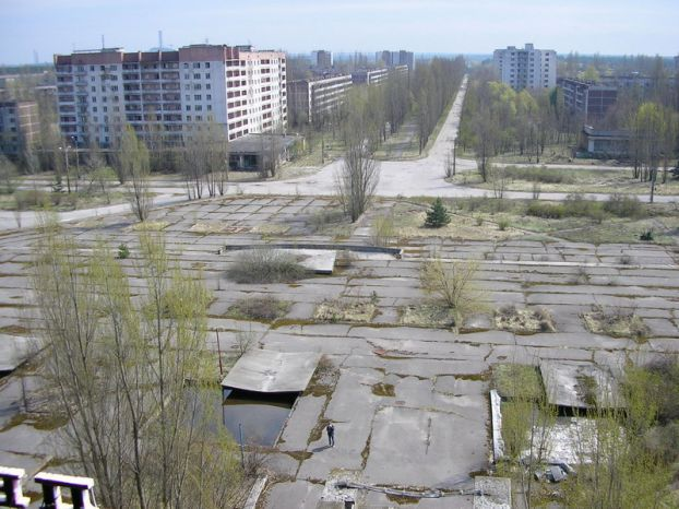 Pripyat City Picture 1